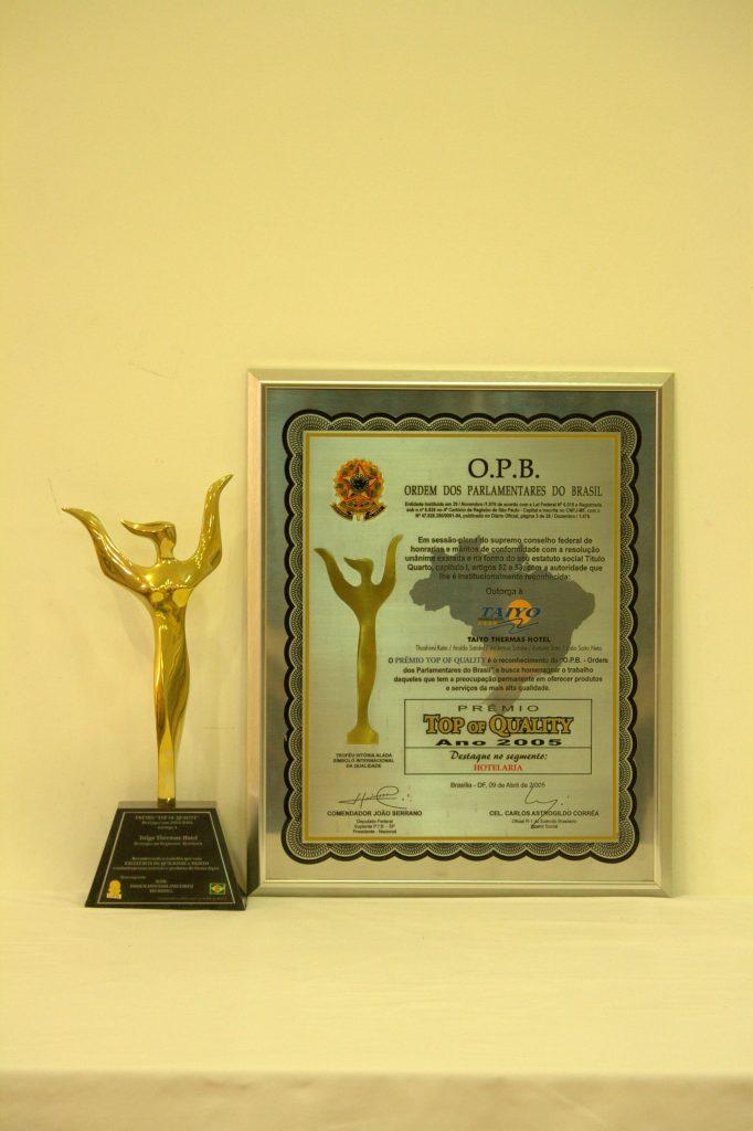 Melhores_Hoteis_em_Caldas_Novas-Premios