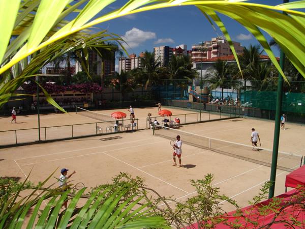 TAIYO HOTEL EM CALDAS NOVAS – XIX Circuito das Águas Taiyo de Tênis