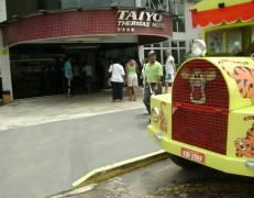 City Tour no Trenzinho