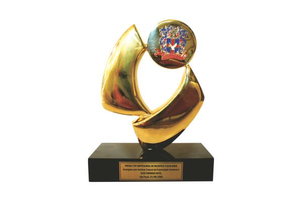 Prêmio Top Empresarial de Incentivo à Qualidade 2009 | Hotel Taiyo
