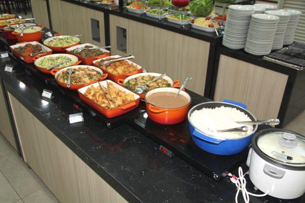 Buffet   Restaurante Hotel Taiyo