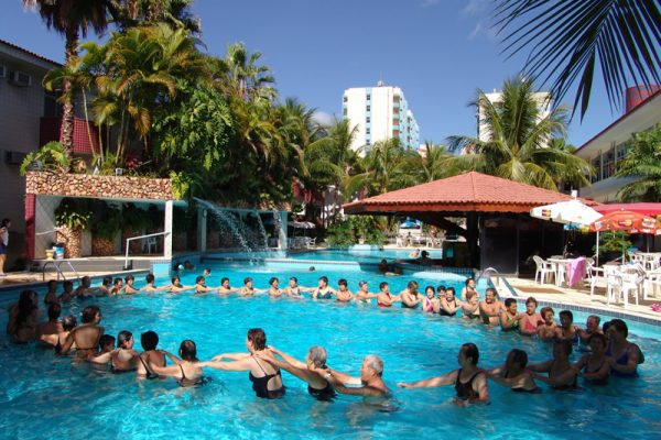 Recreação   Parque Aquático Hotel Taiyo - Caldas Novas
