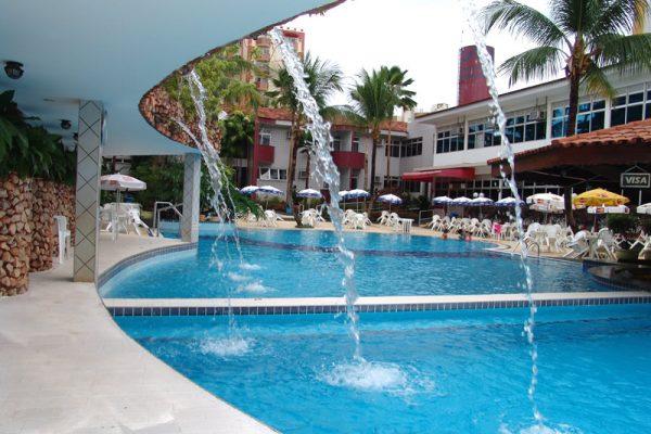 Cascatas   Parque Aquático Hotel Taiyo - Caldas Novas