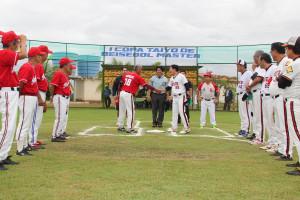 I Copa Taiyo de Beisebol Master