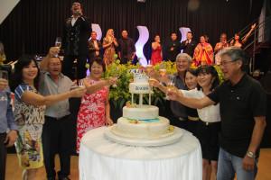 Comemorações de 20 anos do Hotel Taiyo