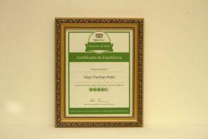 Certificado Trivago 2014