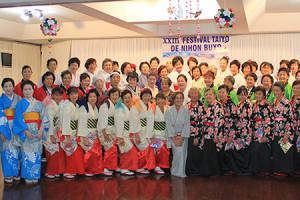 XXIII Festival Taiyo de Nihon Buyo