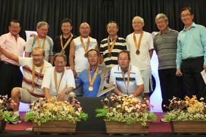 II Copa Taiyo de Beisebol Master