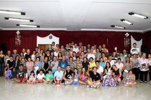 Em Caldas Novas-GO, BONENKAI 2016-BR. CENTRAL DE GATE-BALL