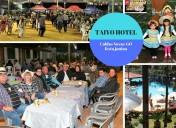 Taiyo – Hotel em Caldas Novas Goiás – XVI Edição, 4ª Festa Junina.