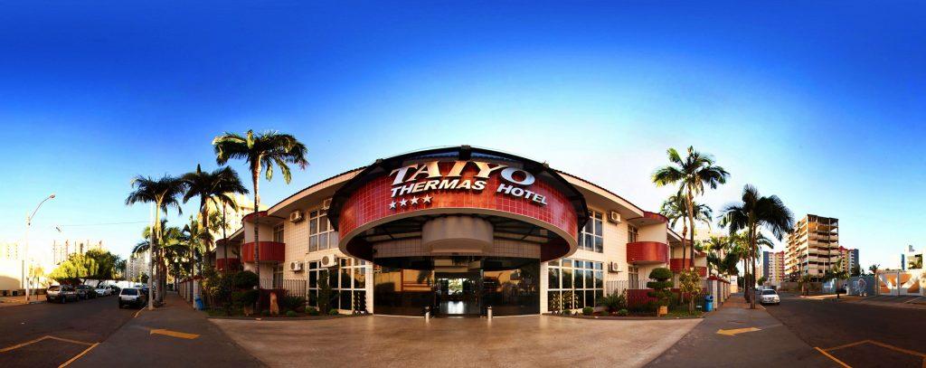 Taiyo é um dos melhores hotéis em caldas novas