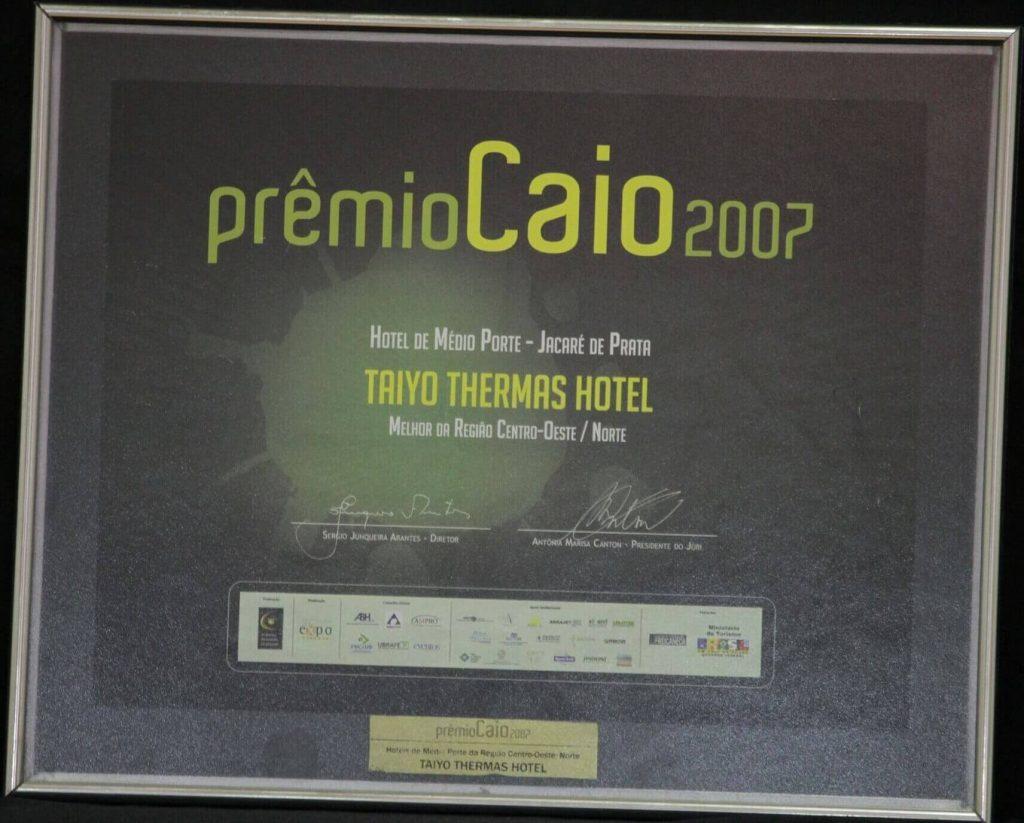Prêmio CAIO 2007