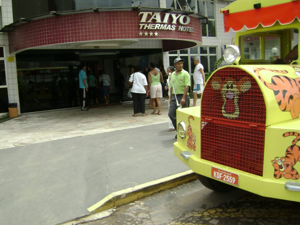 City Tour Trenzinho
