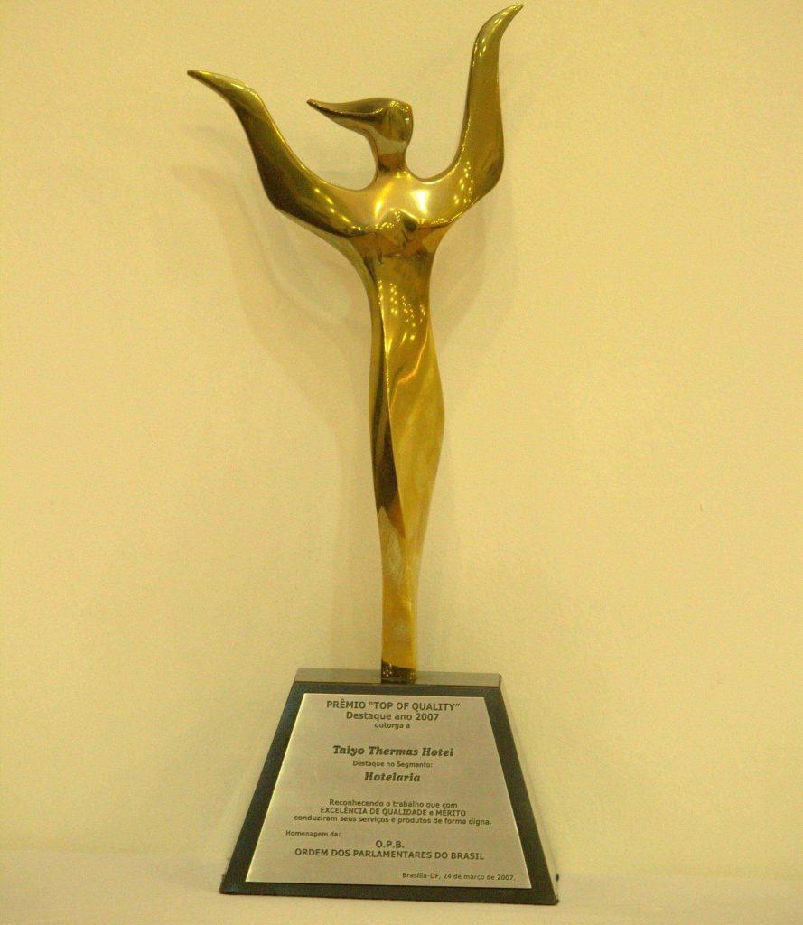 Prêmio Top of Quality 2007