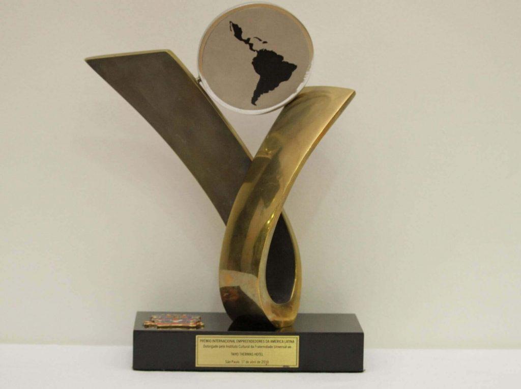 Prêmio Internacional Empreendedores da América Latina 2010