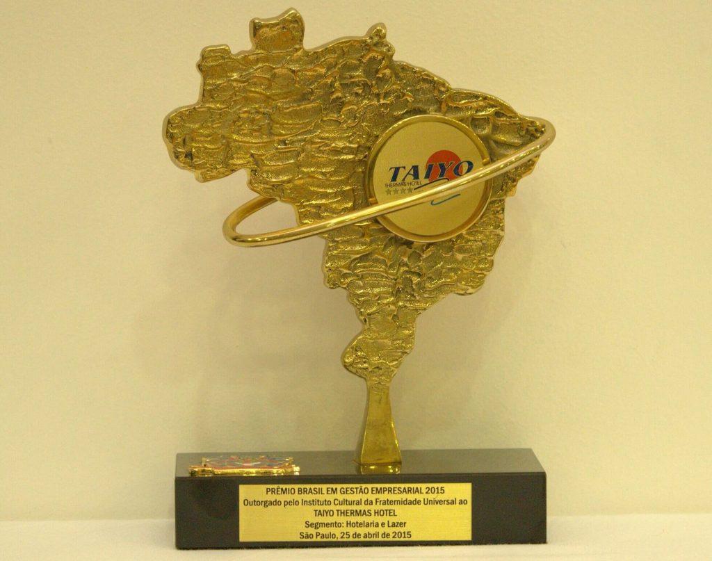 Prêmio Brasil em Gestão Empresarial 2015