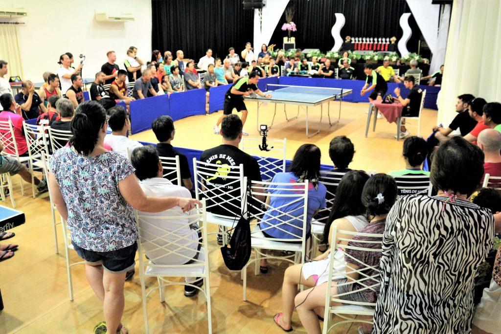 TAIYO HOTEL EM CALDAS NOVAS – XIX Copa Taiyo de Tênis de Mesa