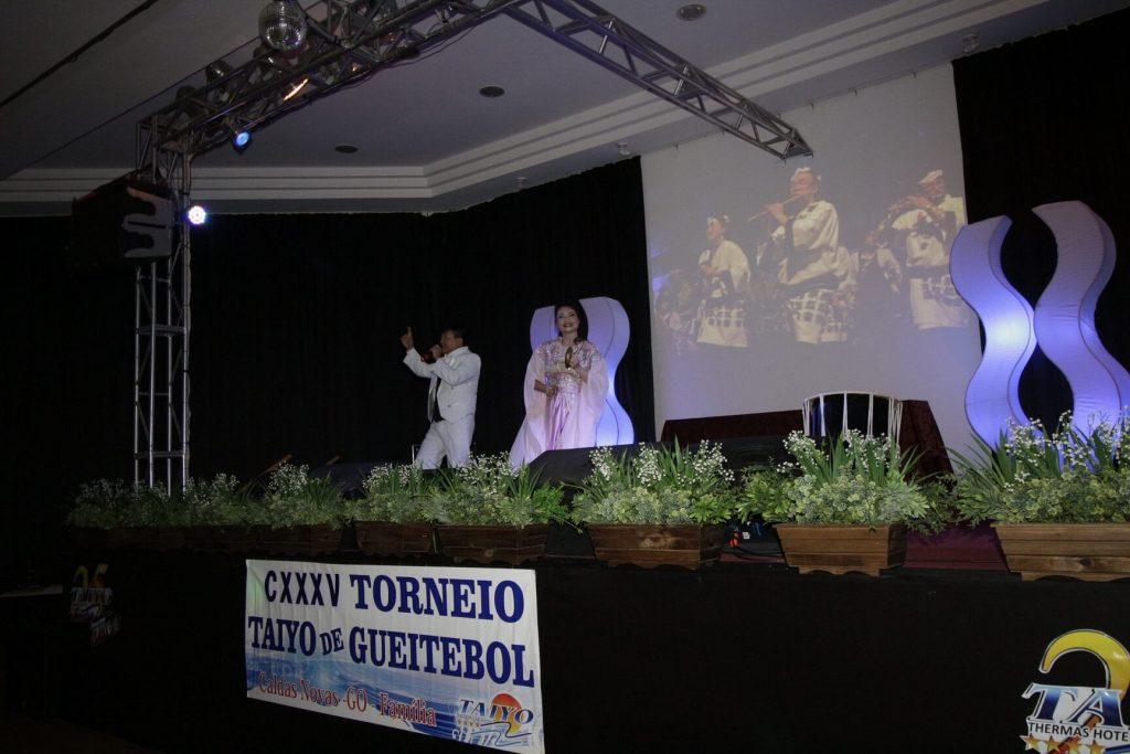 Hotel Taiyo em Caldas Novas
