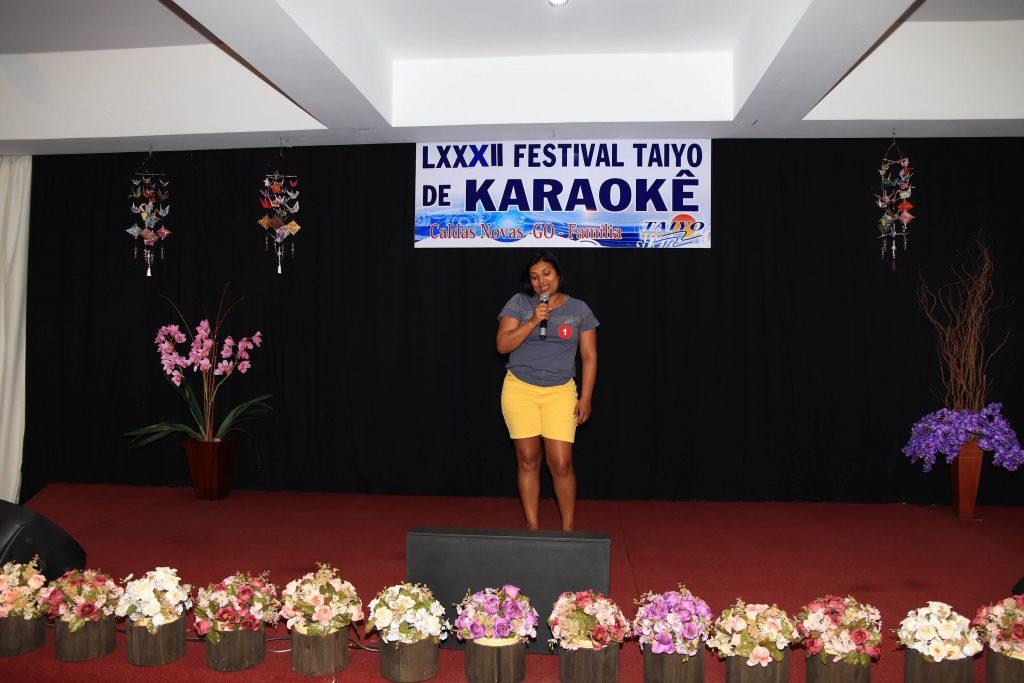 LXXXII Festival Taiyo De Karaokê – Hotel Taiyo em Caldas Novas