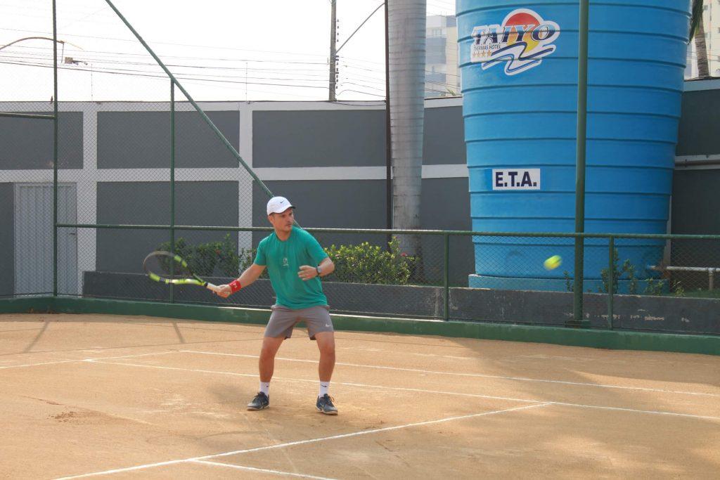 Taiyo Hotel em Caldas Novas – 9º Torneio de Tênis Clube do Congresso/Clube Naval