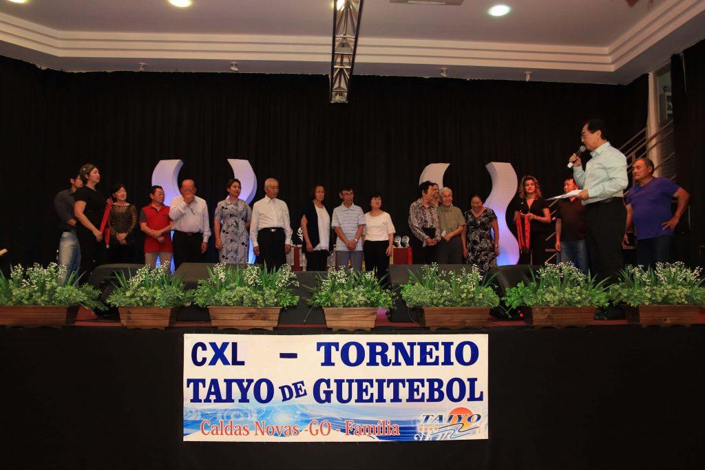 Hotel Taiyo em Caldas Novas – CXL Torneio Taiyo de Gueitebol VII Eliminatória