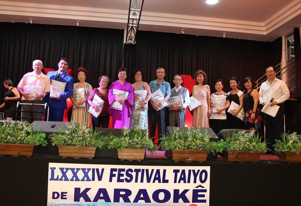 LXXXIV Festival Taiyo De Karaokê – Hotel Taiyo em Caldas Novas